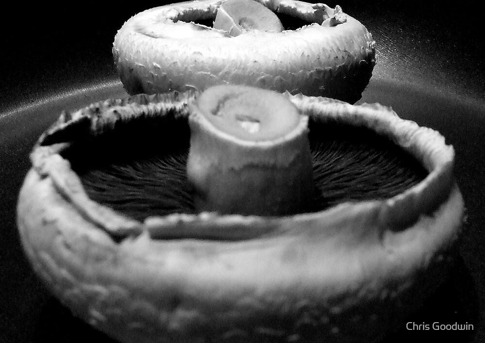 Tasty Fungilicious by Chris Goodwin