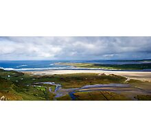 Loughros bay Photographic Print