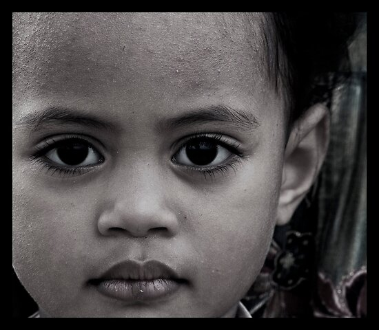 Tonga 2011. And her name translates to busy heart by madworld