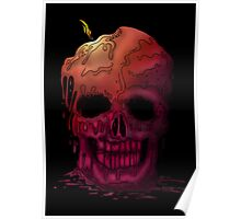 Skull Candle (2) Poster