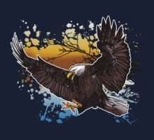 Bald Eagle Kids Tee