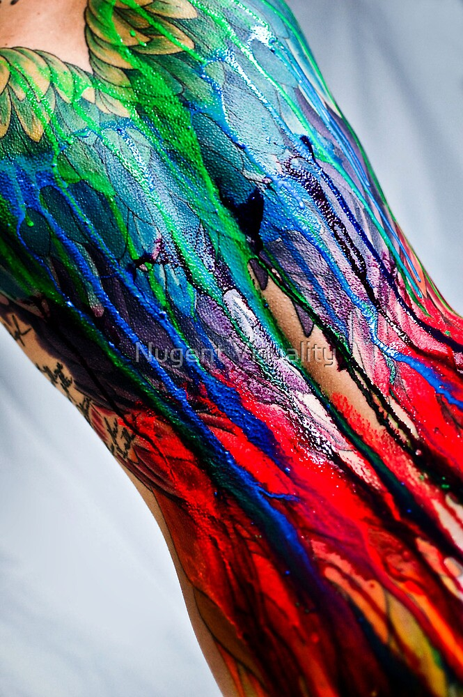 Melting Angel by Nugent Visuality