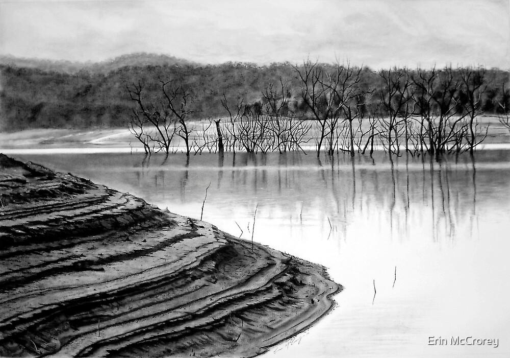 Blue Rock Drought by Erin McCrorey