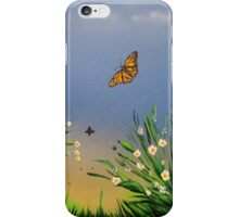 Butterfly Peace iPhone Case/Skin