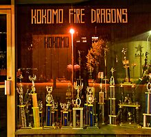 Kokomo Fire Dragons by CGPerry