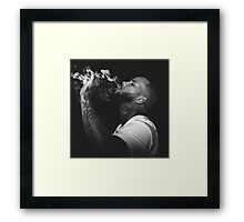 The Game Smoking the Competition 2015 Framed Print