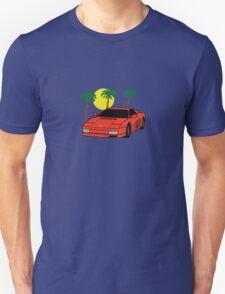80's Supercar  Unisex T-Shirt