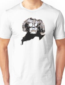 WARHOL on wood Unisex T-Shirt