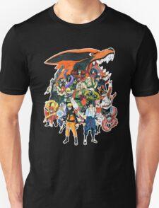 Naruto Universe T-Shirt