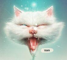 The Water Kitty by Lukas Brezak