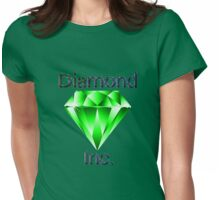 Diamond Inc. Womens Fitted T-Shirt