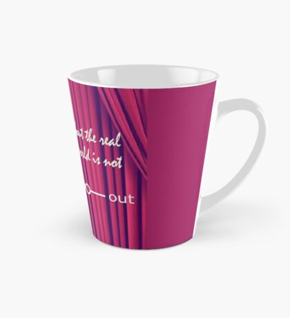 Knowing What To Discard Is Knowledge Tall Mug