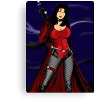 Eden Van Helsing Canvas Print