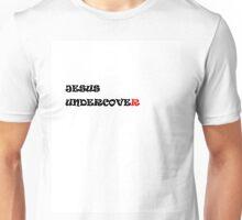 jesus undercover Unisex T-Shirt