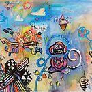 The Space Munkae by Suigo Revilla