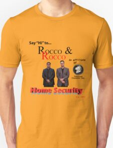 Rocco and Rocco Home Security T-Shirt