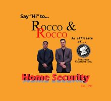 Rocco and Rocco Home Security Unisex T-Shirt