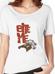 Bite Me - Chocolate Bar Women's Relaxed Fit T-Shirt