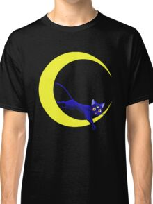 Luna Cat of Sailor Moon Classic T-Shirt