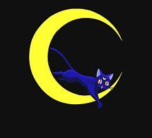 Luna Cat of Sailor Moon Unisex T-Shirt