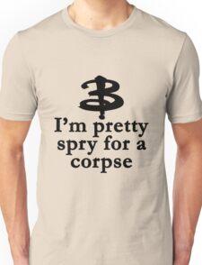 Buffy The Vampire Slayer Quote v3.0 Unisex T-Shirt