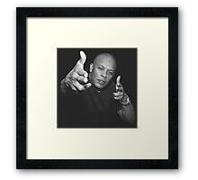 Dr. Dre - Compton 2015 Framed Print