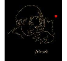 'FRIENDS' Photographic Print