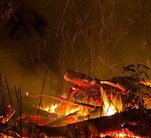 Fireburning by mhall