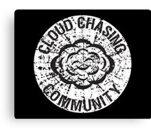 Cloud Chasing Community Canvas Print