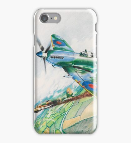 The finest hour iPhone Case/Skin