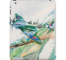 The finest hour iPad Case/Skin