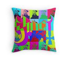 If you have Ghost Throw Pillow