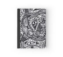 Africa pumpa style Hardcover Journal