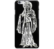 Santa Muerte iPhone Case/Skin