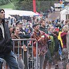 Mt Jam Side Stage  by dazaria