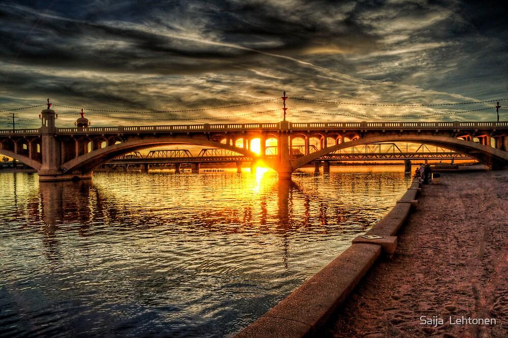 The Golden Hour  by Saija  Lehtonen