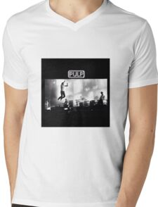 PULP LIVE Mens V-Neck T-Shirt