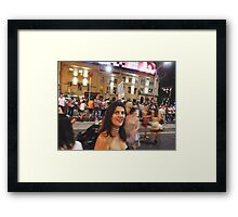 Jesus and Other Drugs Framed Print