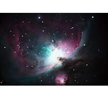 Orion Nebula Photographic Print