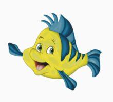 Flounder Kids Tee