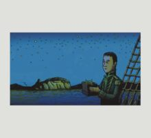 Matthew Flinders, Seal Island King George's sound 1801 Mapping Terra Australis. by Joel Tarling