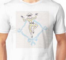 The yellow harlequin Unisex T-Shirt