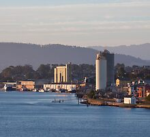 Devonport Sunrise by Will Hore-Lacy