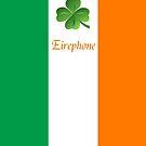 Eirephone Irish iphone case by ImageMonkey