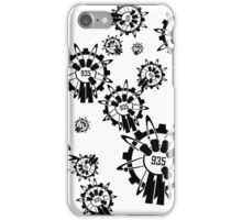 Group 935 Logo (Scattered) iPhone Case/Skin
