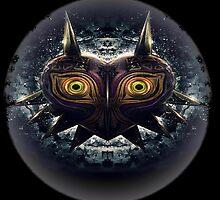 Majora's Mask (Legend of Zelda) by Oscar30694