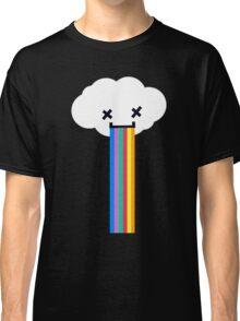 Cloud Puking Rainbow Classic T-Shirt