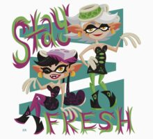 Stay Fresh! Kids Clothes