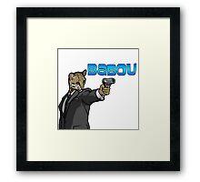 babou Framed Print
