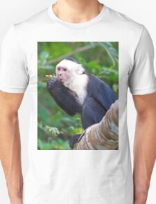 Special White-faced Capuchin T-Shirt